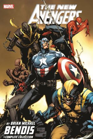 New Avengers by Brian Michael Bendis: The Complete Collection Vol. 4 (Trade Paperback)