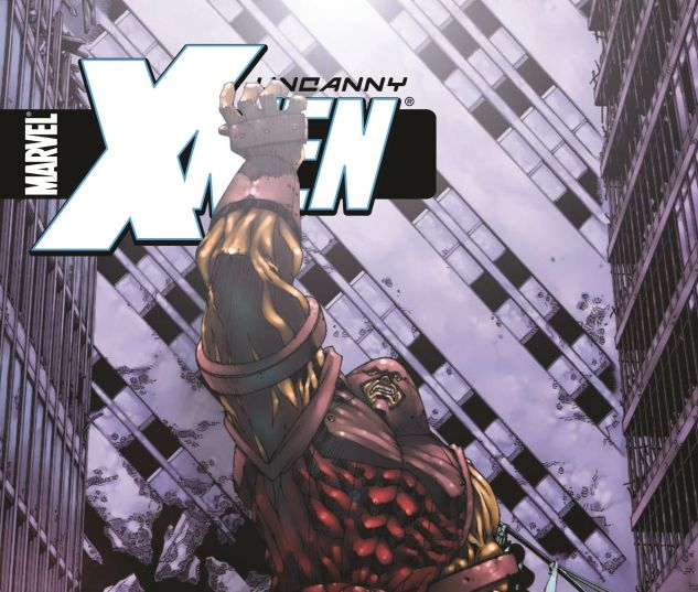 Uncanny X-Men Vol. 2: Dominant Species 0 cover