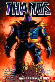 Thanos Vol. 1: Thanos Returns (Trade Paperback)