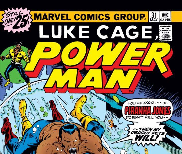 Power Man #31