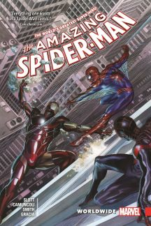Amazing Spider-Man: Worldwide Vol. 2 (Hardcover)