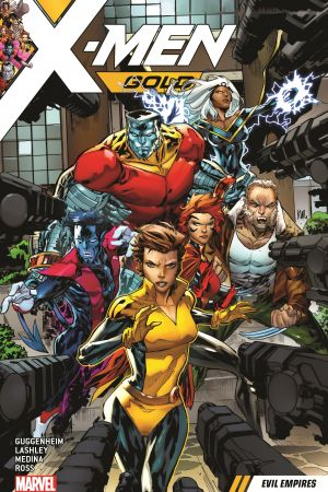X-Men Gold Vol. 2: Evil Empires (Trade Paperback)