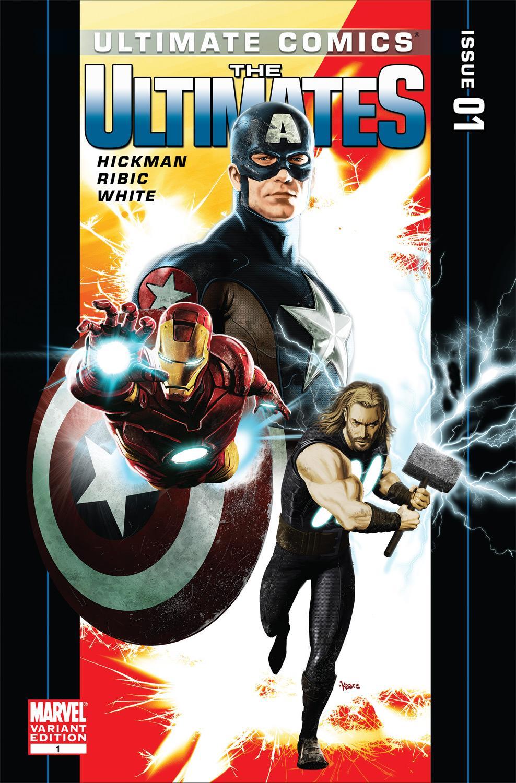 Ultimate Comics Ultimates  (2011) #1