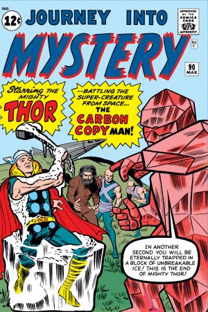 Journey Into Mystery (1952) #90