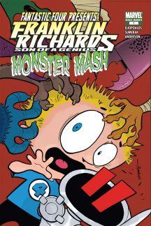 Franklin Richards: Monster Mash #1