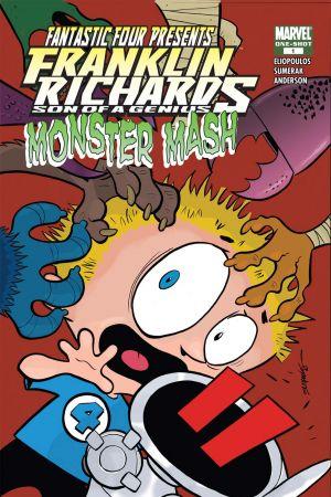 Franklin Richards: Monster Mash (2007) #1