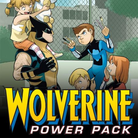 Wolverine and Power Pack