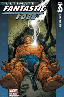 Ultimate Fantastic Four (2003) #35
