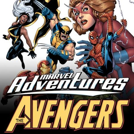 MARVEL ADVENTURES THE AVENGERS (2006)