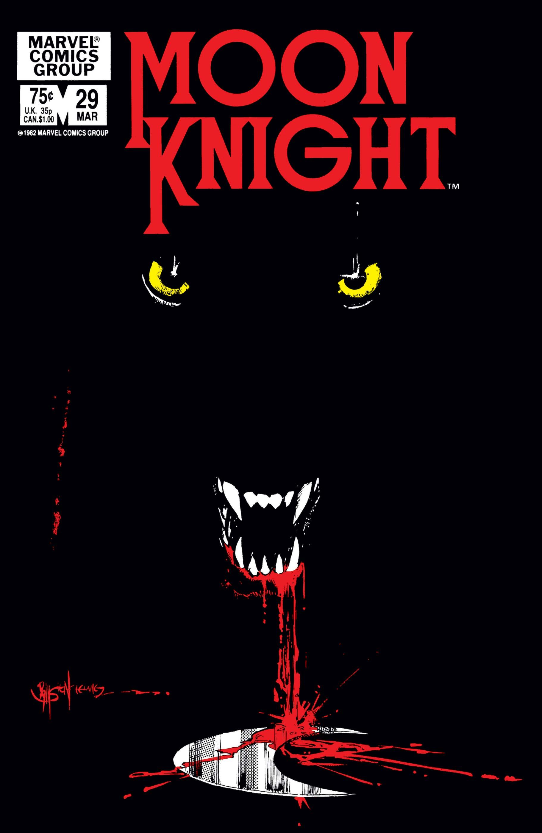 Moon Knight (1980) #29