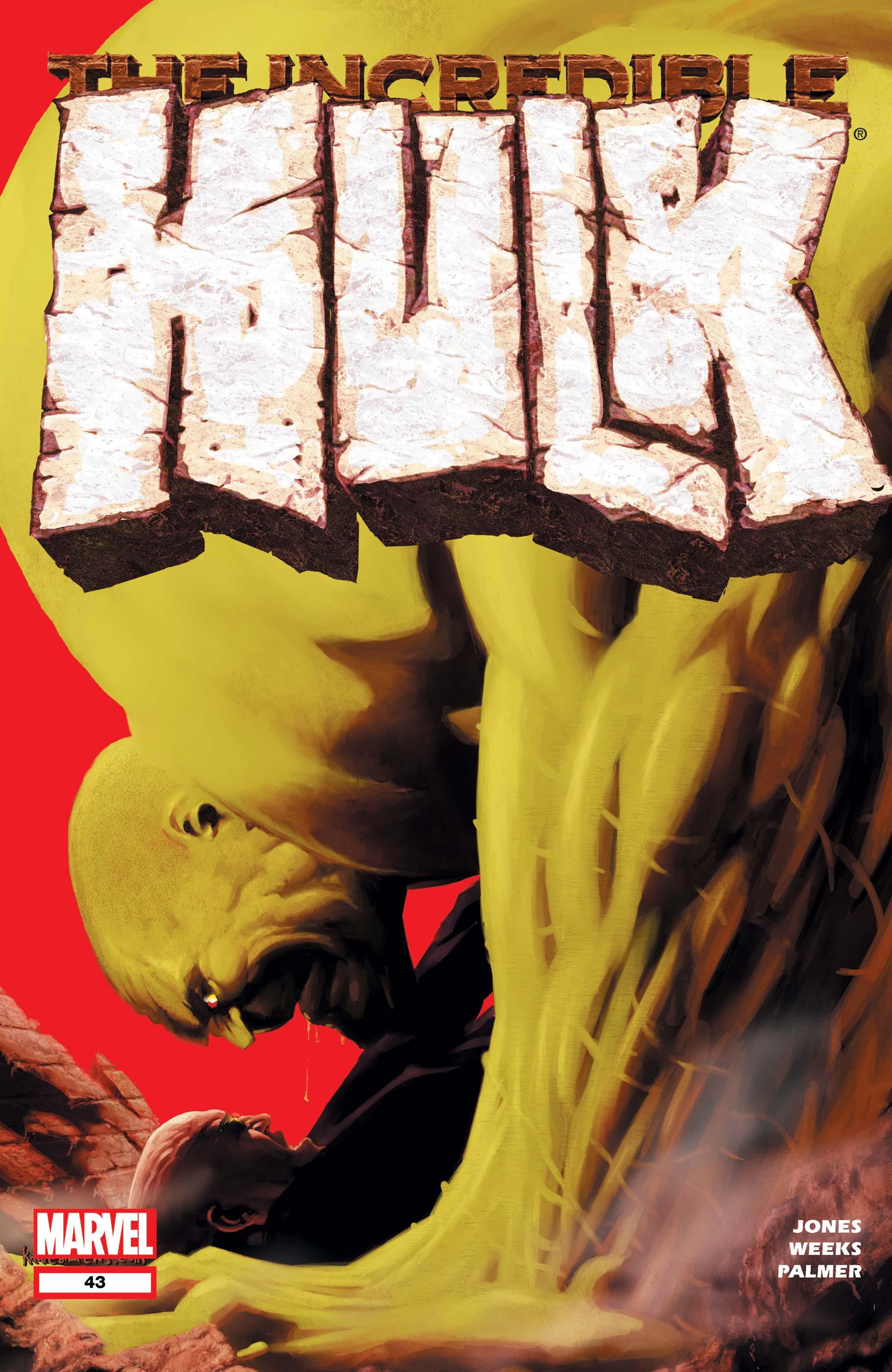 Incredible Hulk (1999) #43