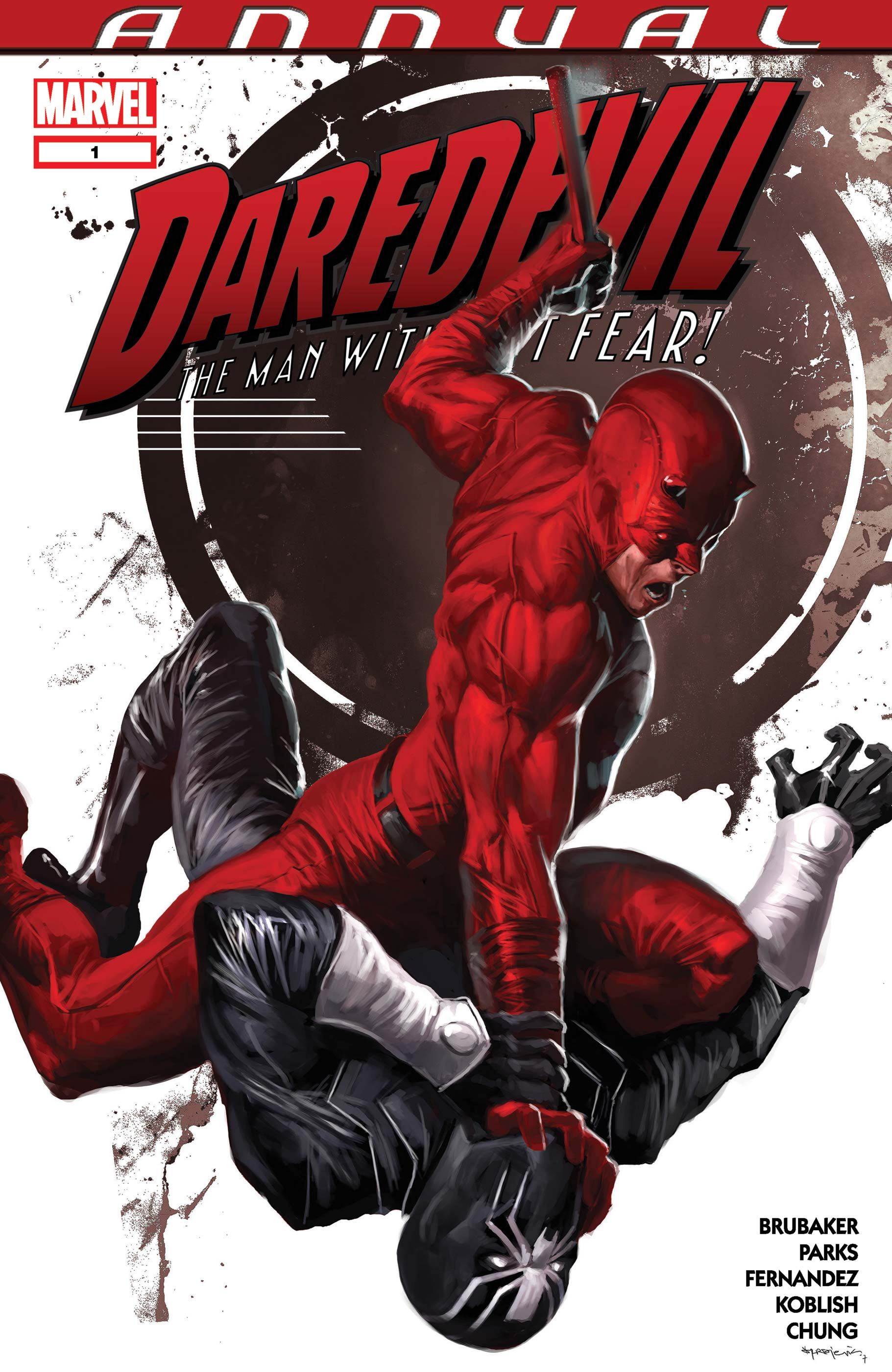 Daredevil Annual (2007) #1