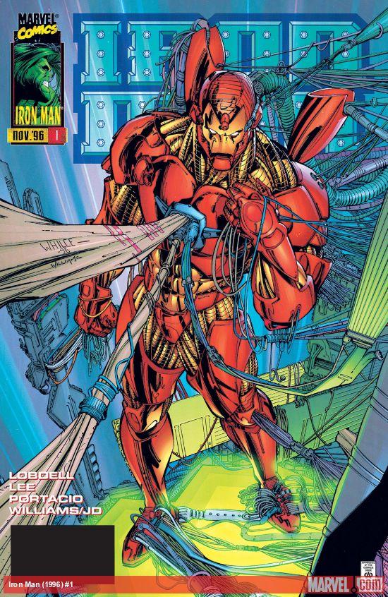 Iron Man (1996) #1