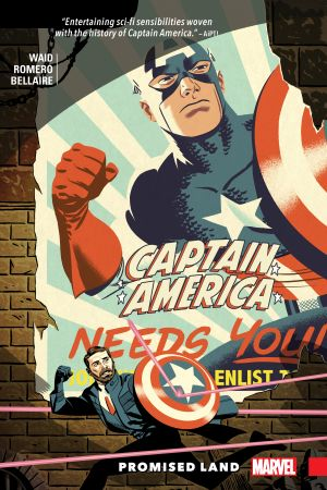Captain America by Mark Waid: Promised Land (Trade Paperback)