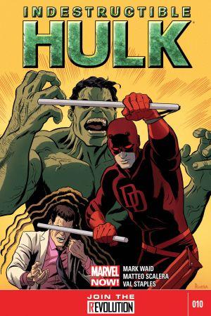 Indestructible Hulk #10
