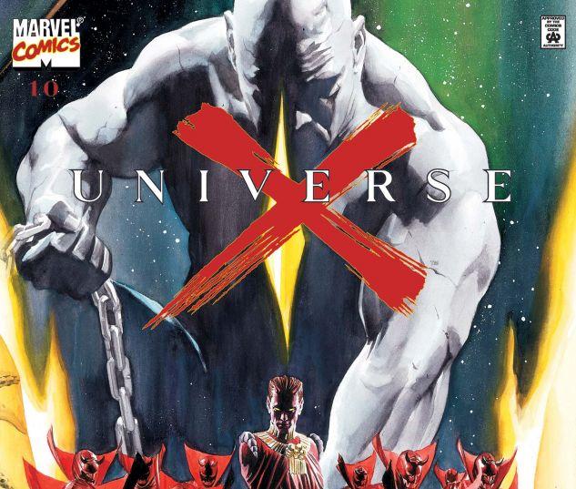 Universe X (2000) #10