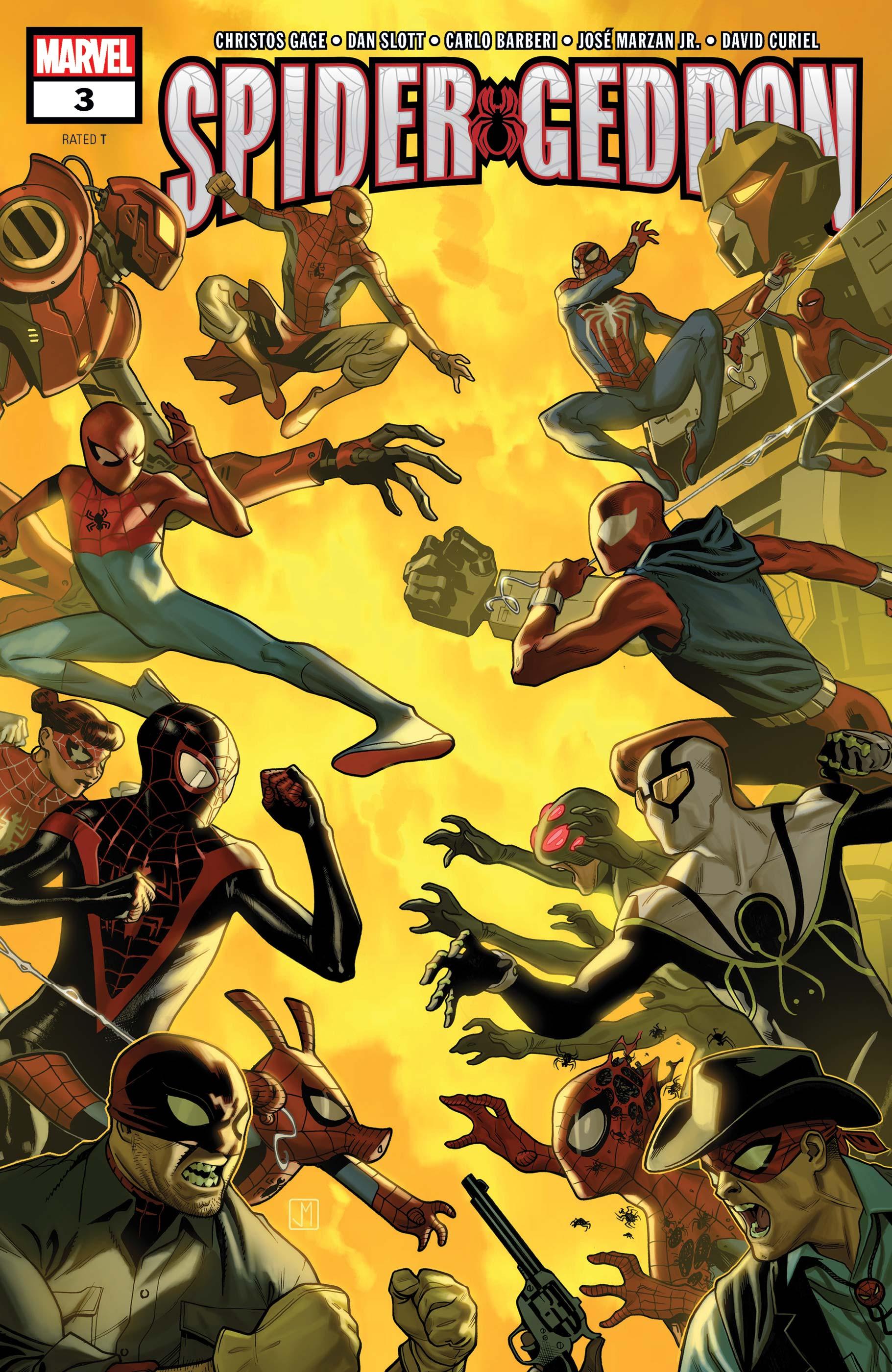 Spider-Geddon (2018) #3