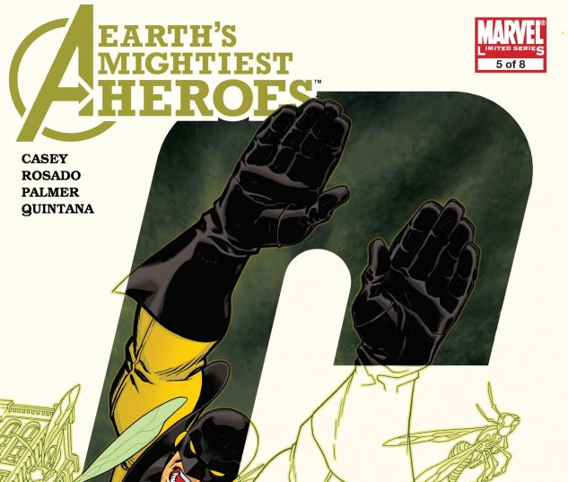 Avengers: Earth's Mightiest Heroes II (2006) #5