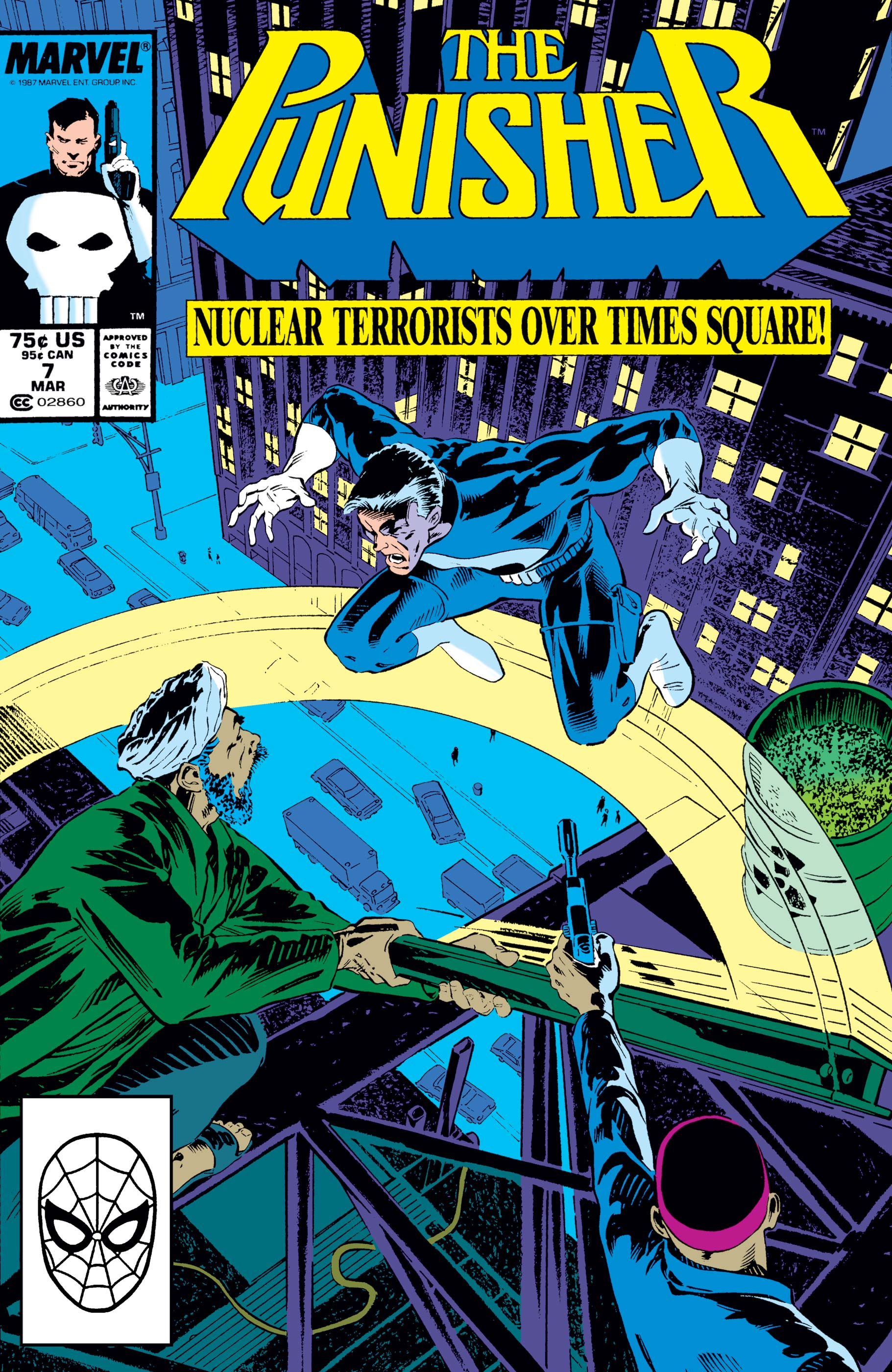 The Punisher (1987) #7
