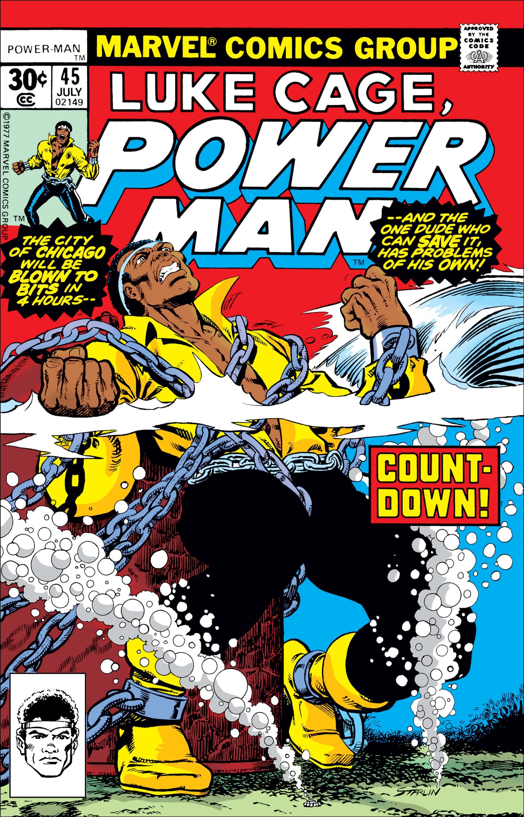 Power Man (1974) #45