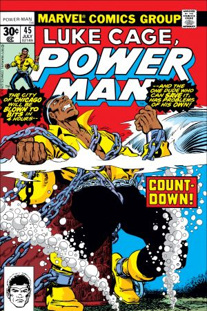 Power Man #45