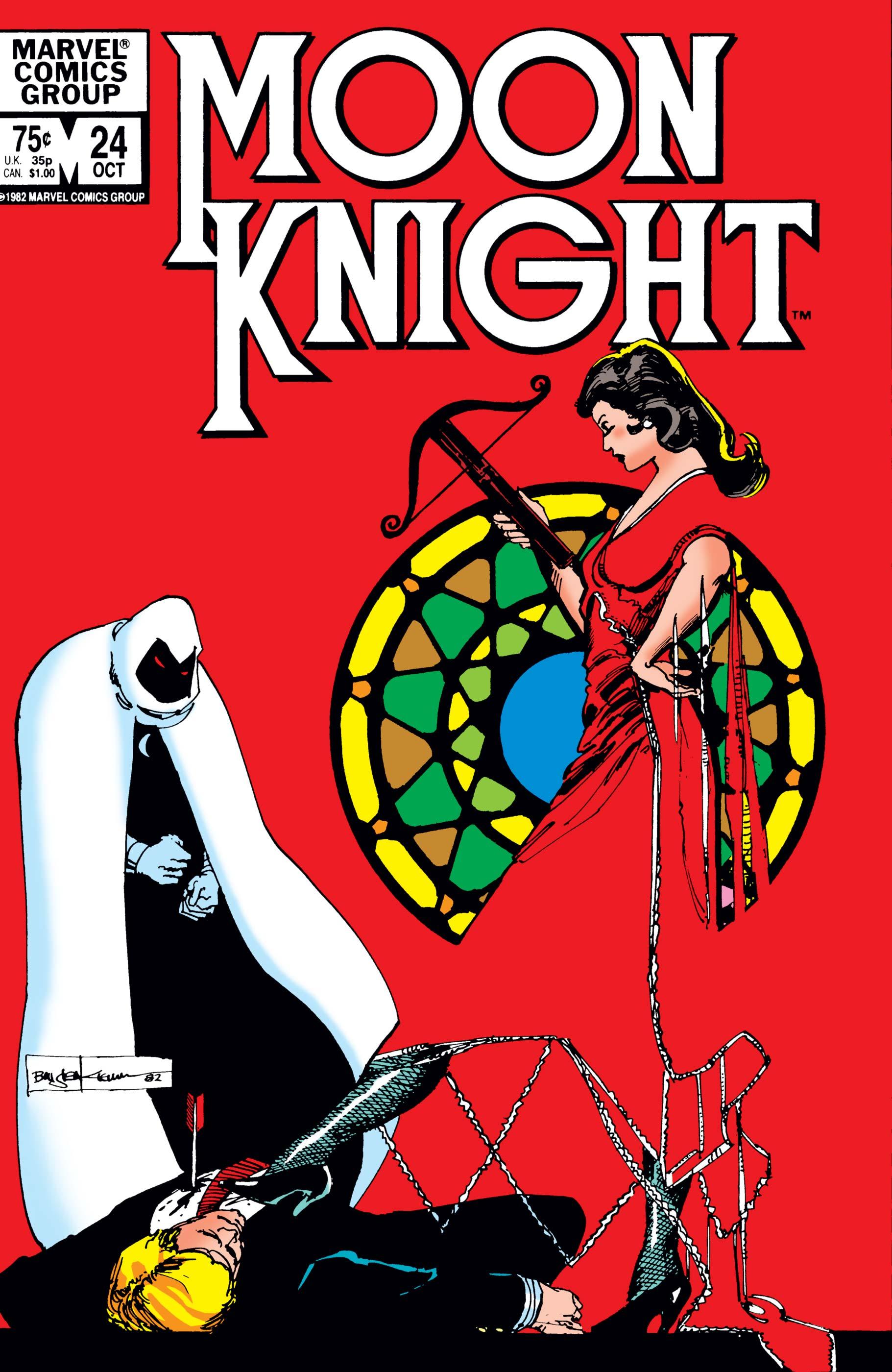Moon Knight (1980) #24