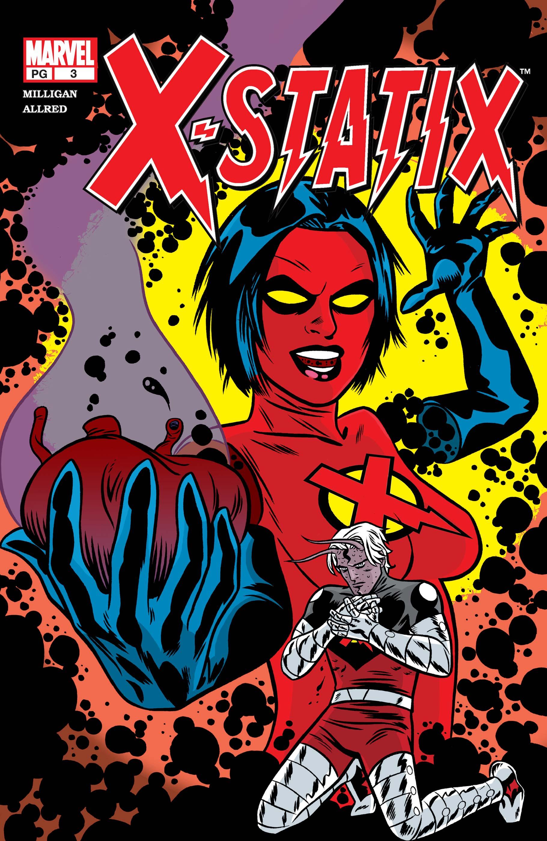 X-Statix (2002) #3