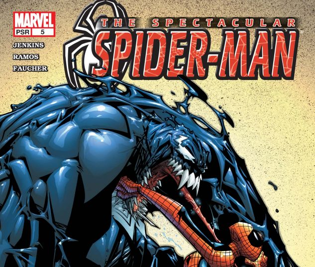 SPECTACULAR SPIDER-MAN (2003) #5