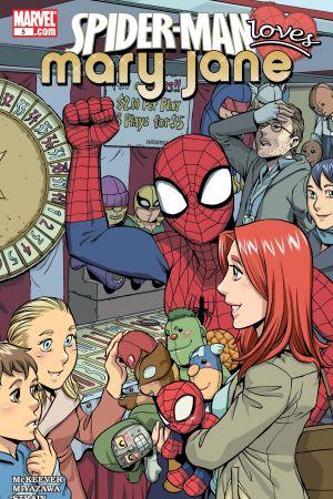 Spider-Man Loves Mary Jane #5