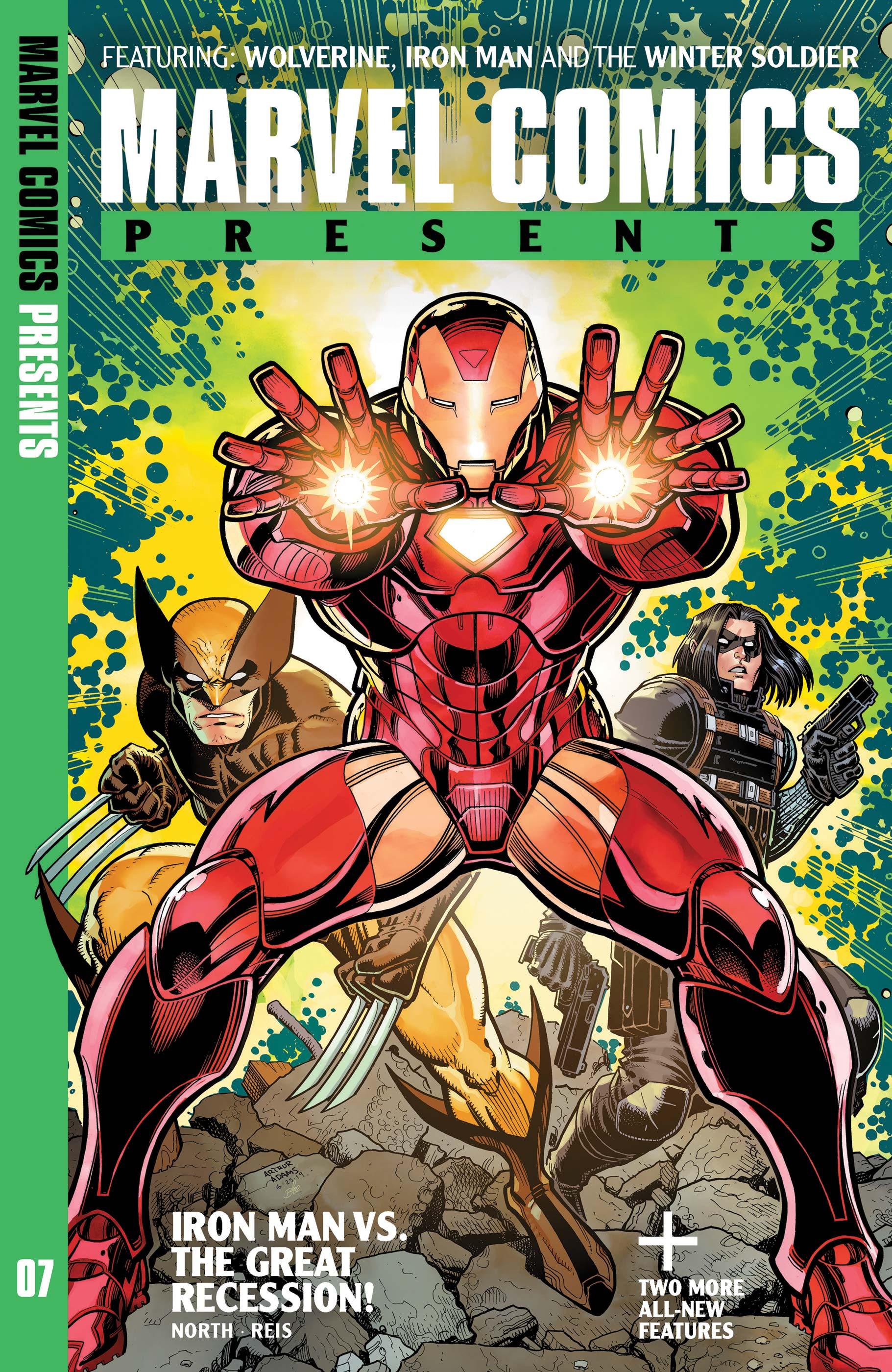 Marvel Comics Presents (2019) #7