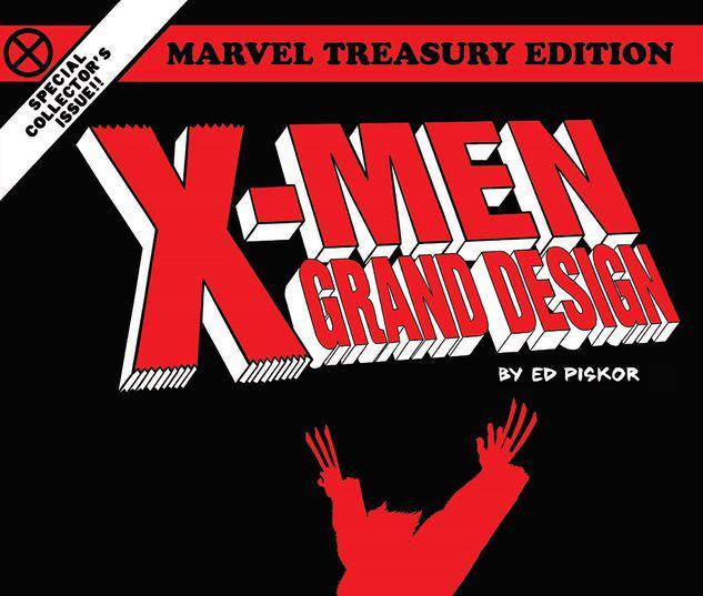X-MEN: GRAND DESIGN - X-TINCTION TPB #3