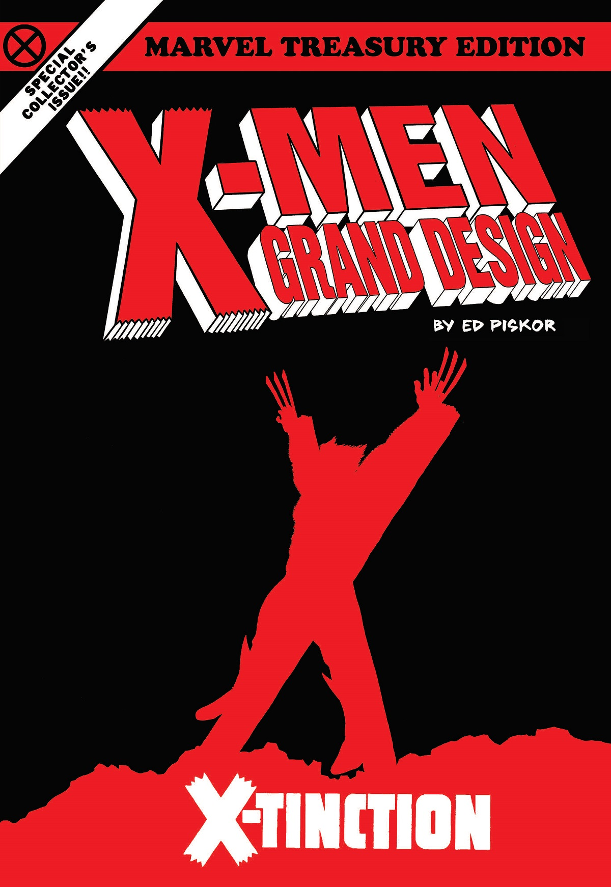 X-Men: Grand Design - X-tinction (Trade Paperback)