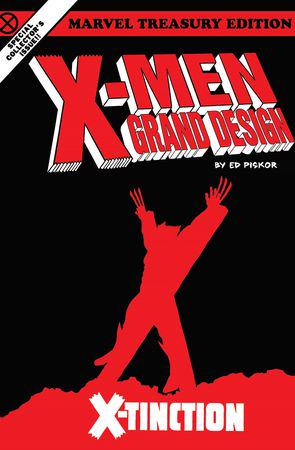 X-Men: Grand Design - X-tinction (Trade Paperback)