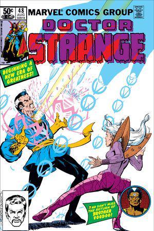 Doctor Strange #48