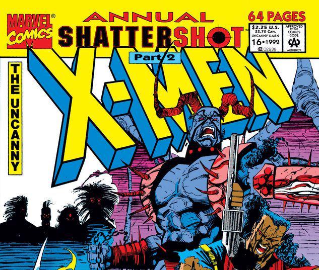 X-Men Annual #16