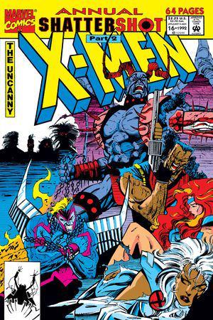 X-Men Annual (1970) #16