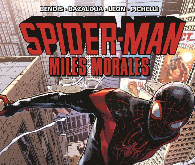 SPIDER-MAN: MILES MORALES OMNIBUS HC #0