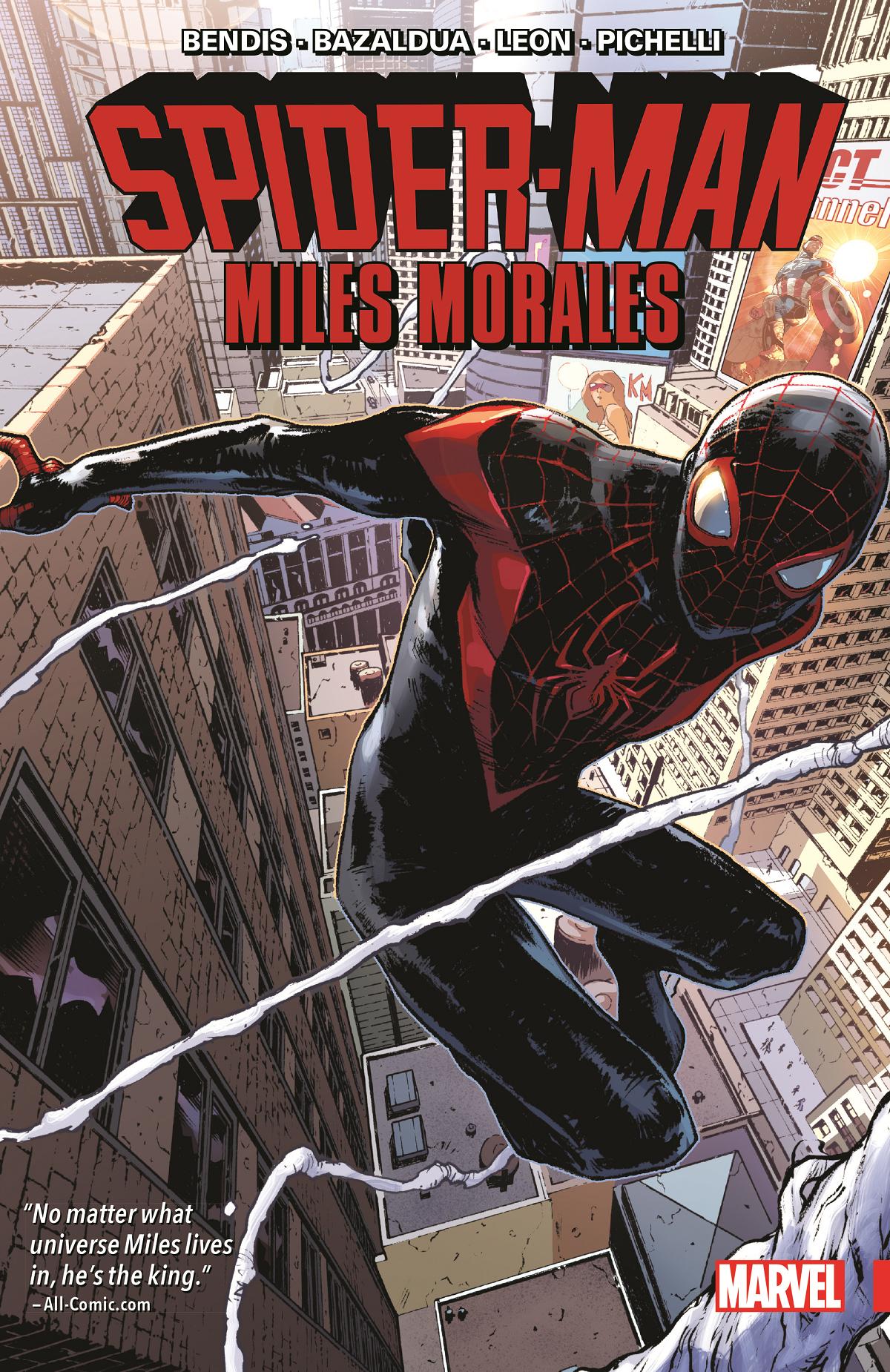 Spider-Man: Miles Morales Omnibus (Hardcover)