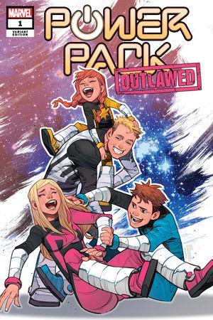 Power Pack (2020) #1 (Variant)