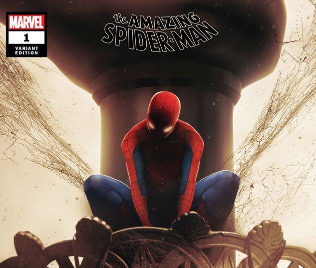 AMAZING SPIDER-MAN: SINS RISING PRELUDE 1 BOSSLOGIC VARIANT #1