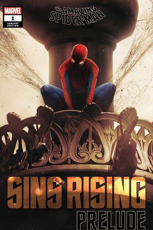 AMAZING SPIDER-MAN: SINS RISING PRELUDE 1 BOSSLOGIC VARIANT (2020) #1 (Variant)