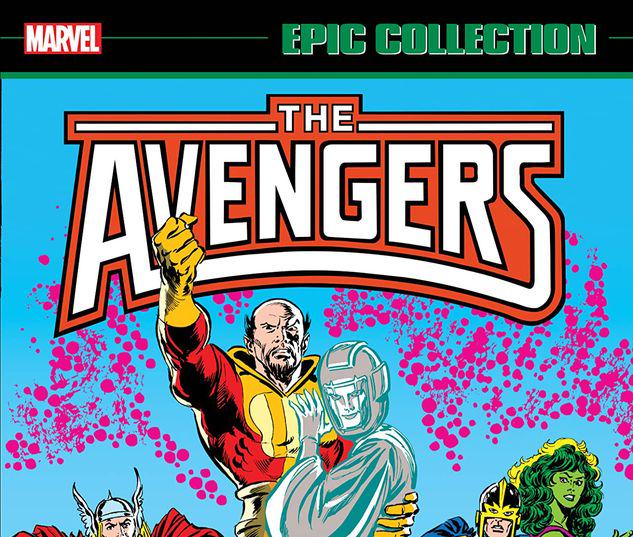 AVENGERS EPIC COLLECTION: HEAVY METAL TPB #1