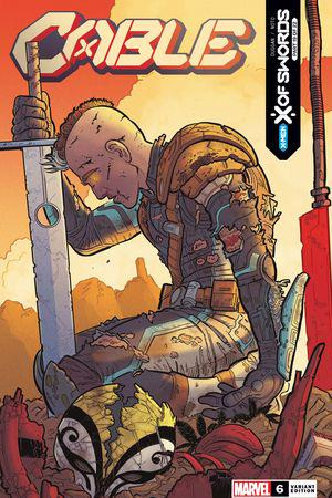 Cable (2020) #6 (Variant)