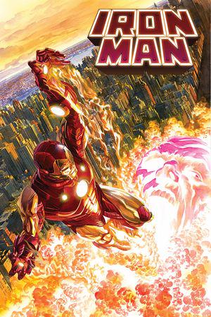 Iron Man Vol. 1: Big Iron (Trade Paperback)