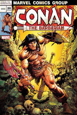 Conan the Barbarian (2019) #20 (Variant)