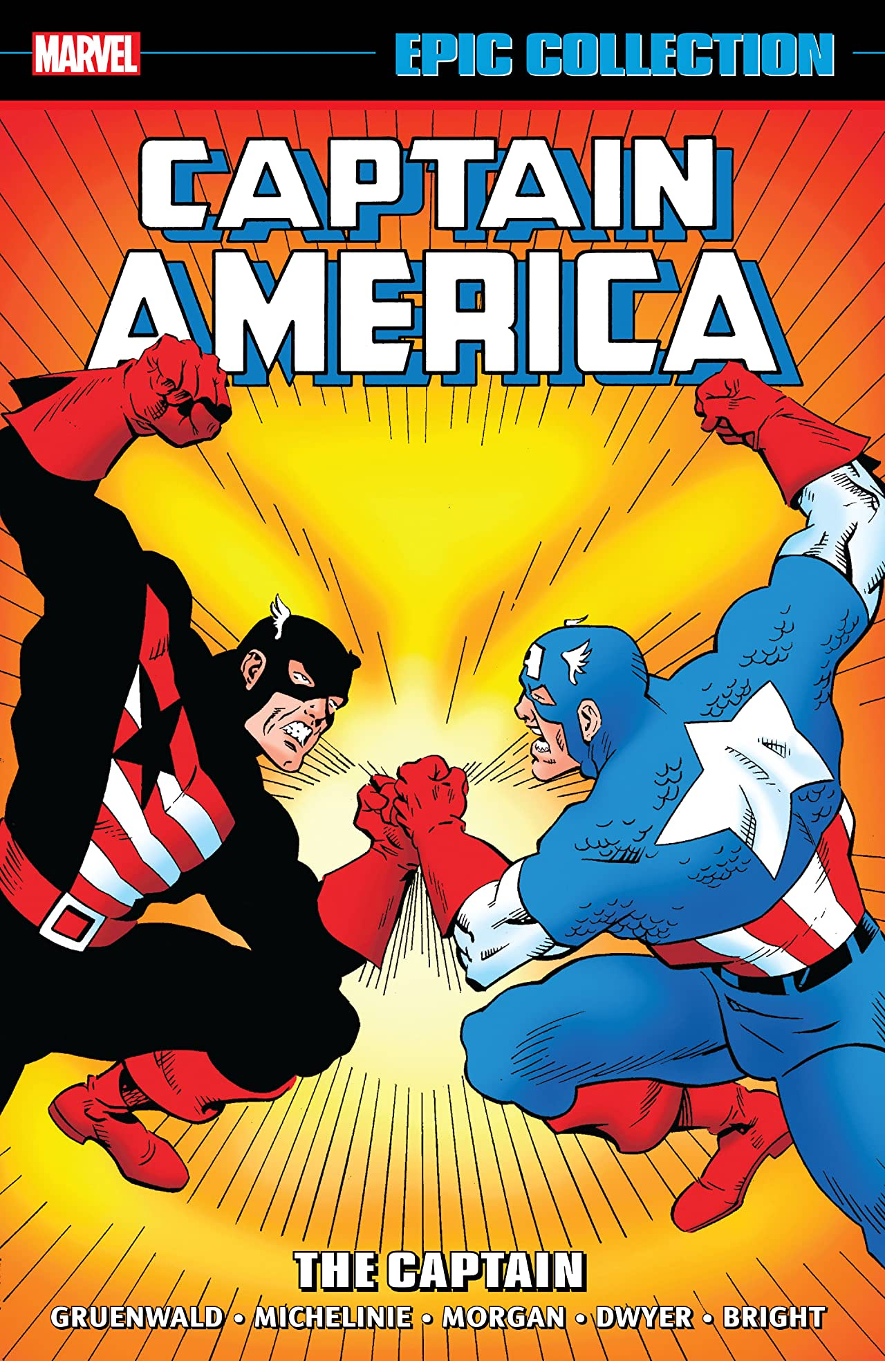 Captain America Epic Collection: The Captain (Trade Paperback)