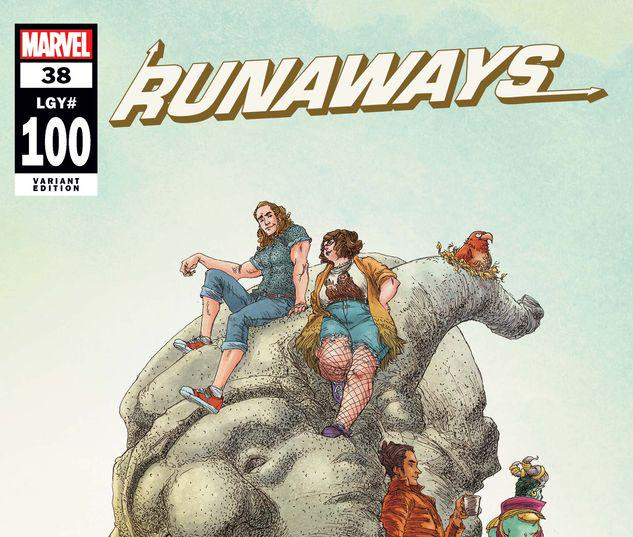 Runaways #38