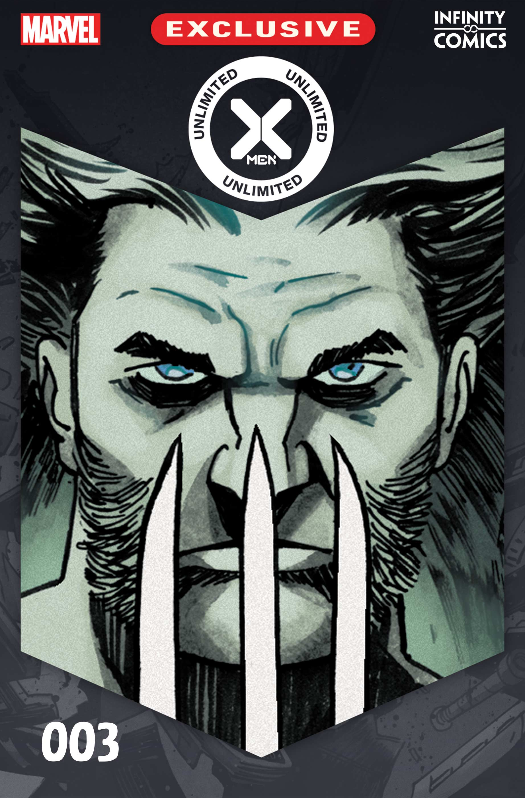 X-Men Unlimited Infinity Comic (2021) #3