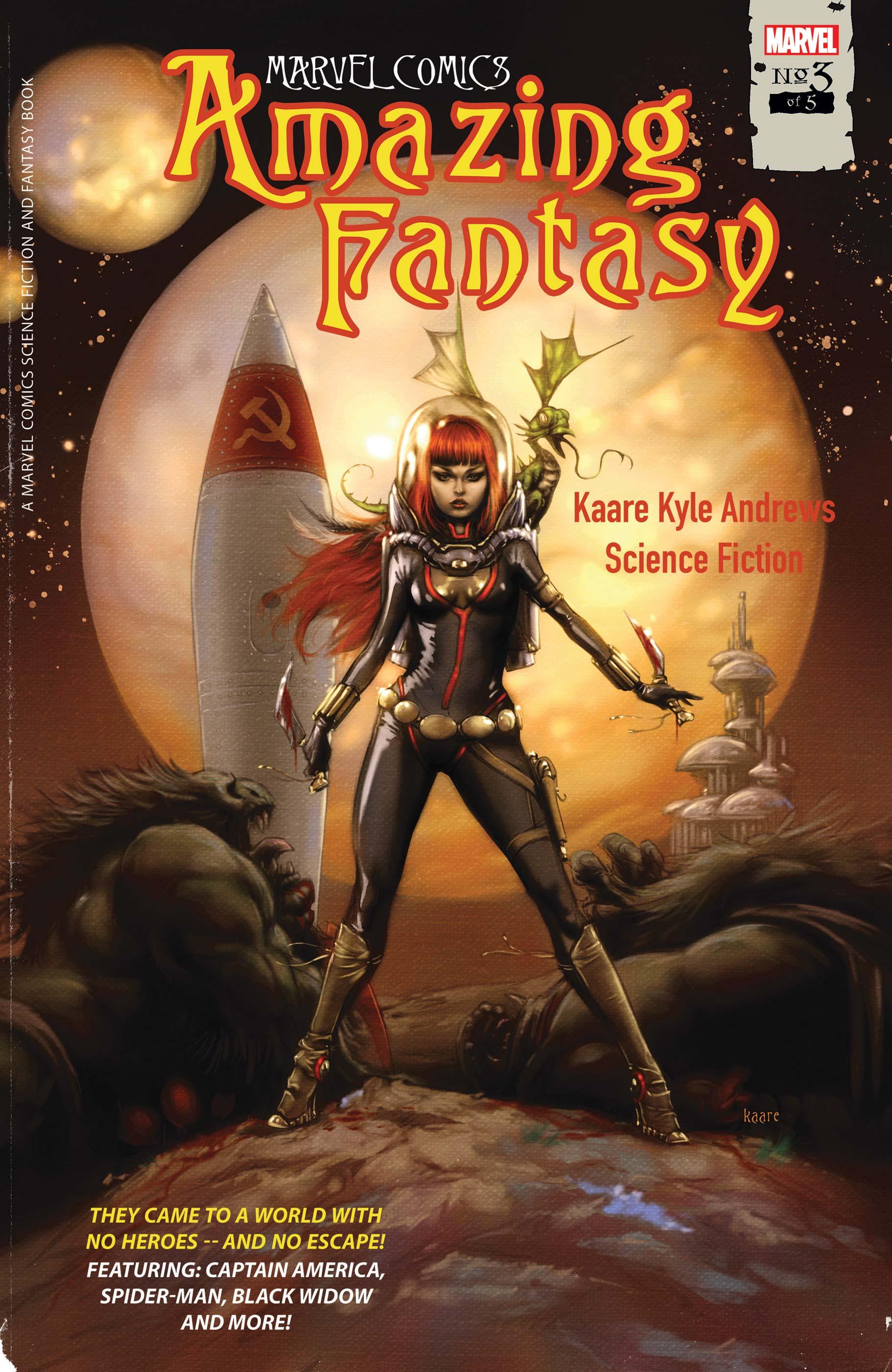 Amazing Fantasy (2021) #3