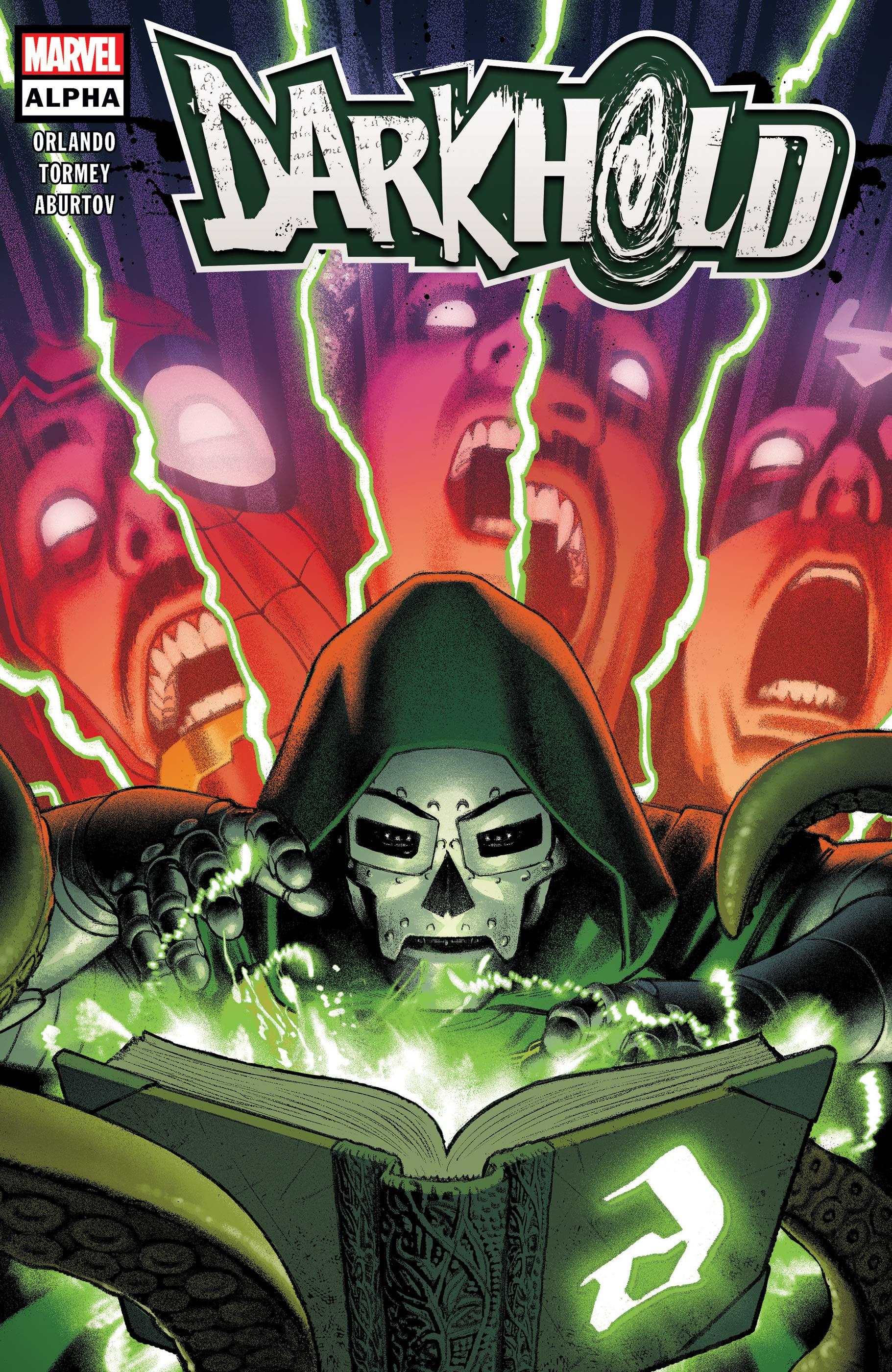 The Darkhold Alpha (2021) #1